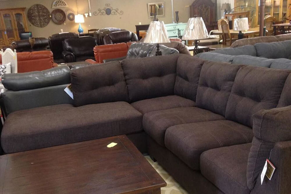 Tyler Consignment Visit, Consignment Furniture Warehouse
